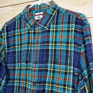 Men's Large Old Navy Flannel Top